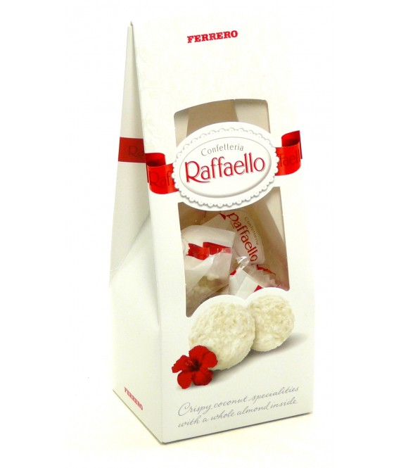 Конфеты Raffaello 120 гр